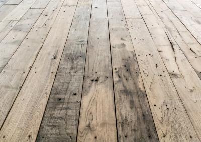 hout laminaat vloer